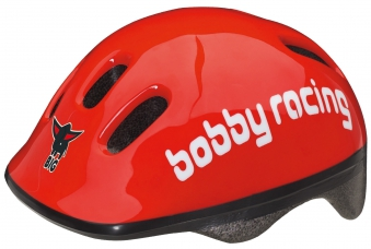 BIG Bobby Racing Helmet / Fahrradhelm
