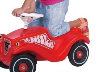 BIG Bobby Car Classic rot Bild 3