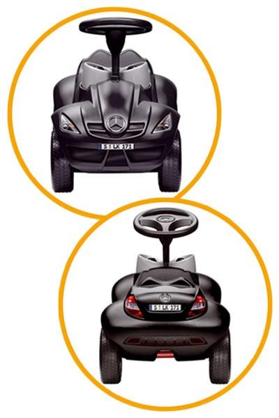 big bobby car benz slk schwarz fl sterreifen bei. Black Bedroom Furniture Sets. Home Design Ideas