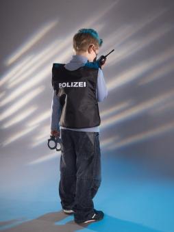 BIG Kinder Polizei Einsatz-Set 8-teilig Bild 3