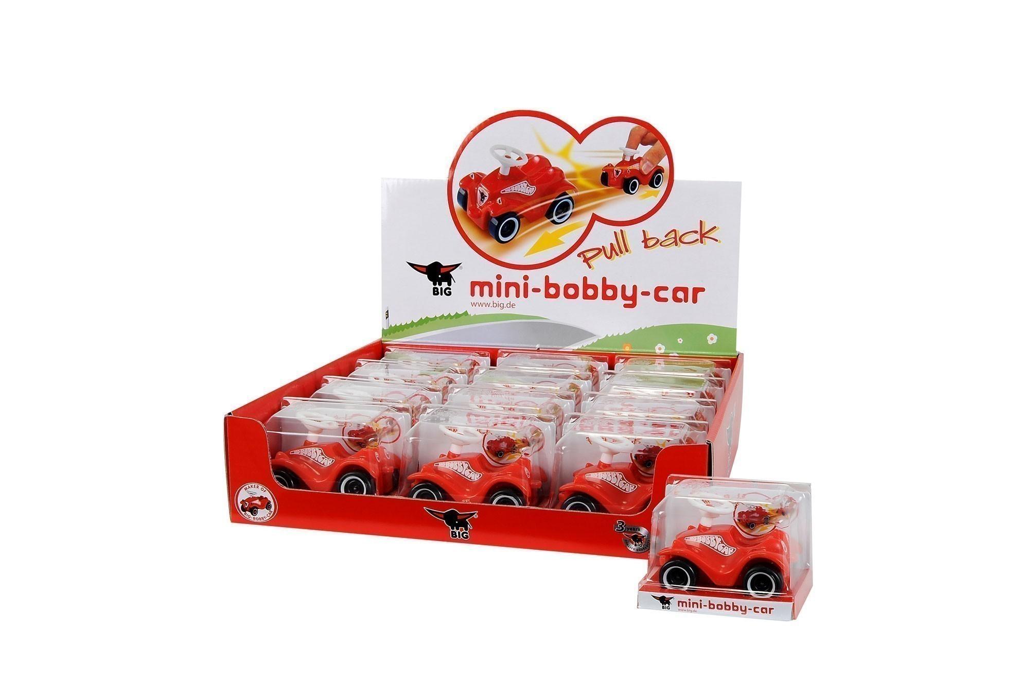 BIG Mini Bobby Car Classic Modell Bild 2