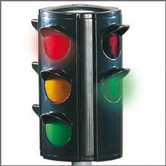 BIG Verkehrsampel Traffic Lights Bild 2
