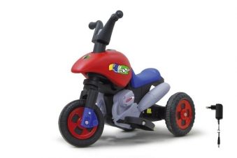 Jamara Elektro Kinderfahrzeug Dreirad Ride-on E-Trike 6V Bild 1