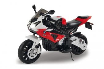 Jamara Elektro Kinderfahrzeug Ride-on Motorrad BMW S1000RR rot 12V Bild 2
