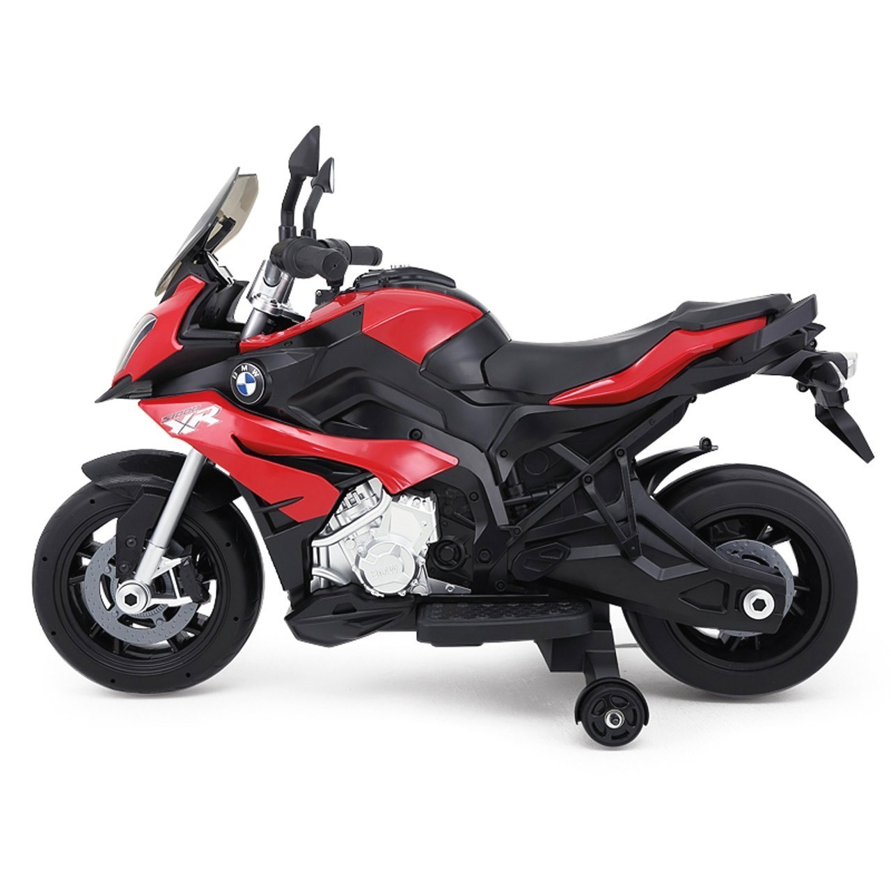 Jamara Elektro Kinderfahrzeug Ride-on Motorrad BMW S1000XR rot 6V Bild 2