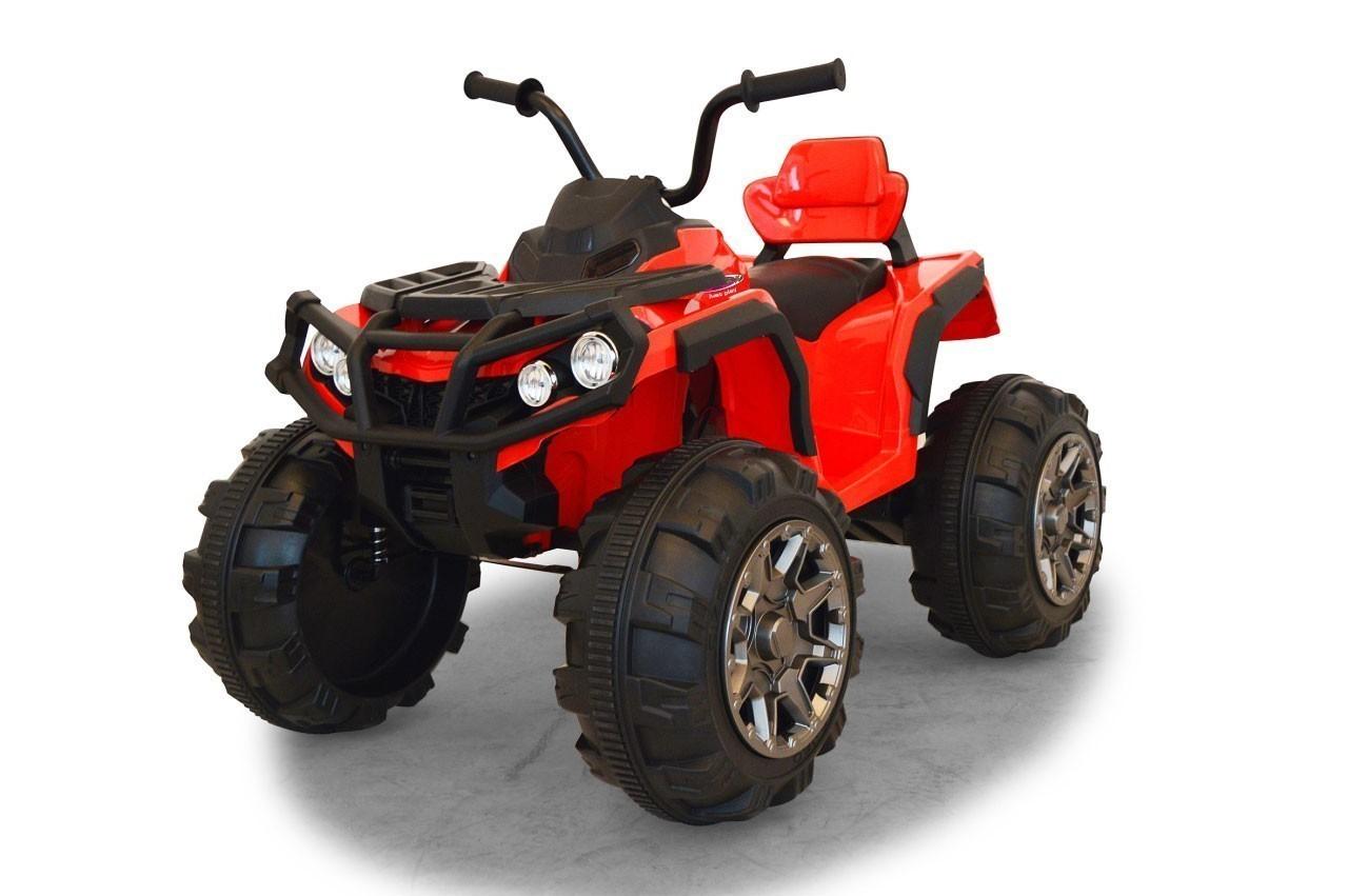 Jamara Elektro Kinderfahrzeug Ride-on Protector Quad rot Bild 1