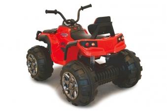 Jamara Elektro Kinderfahrzeug Ride-on Protector Quad rot Bild 2