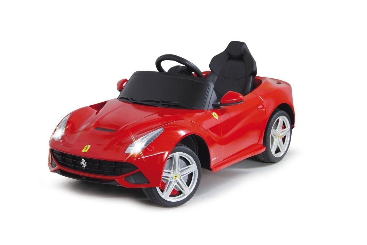 Jamara Elektroauto Kinder Ride-on Ferrari F12 Berlinetta rot Bild 1