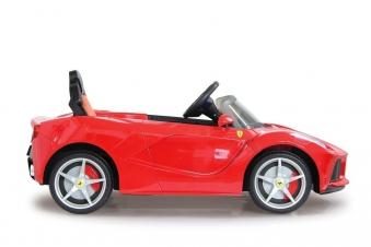 Jamara Elektroauto Kinder Ride-on Ferrari LaFerrari Bild 3