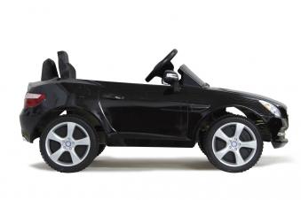 Jamara Elektroauto Kinder Ride-on Mercedes Benz SLK schwarz Bild 2