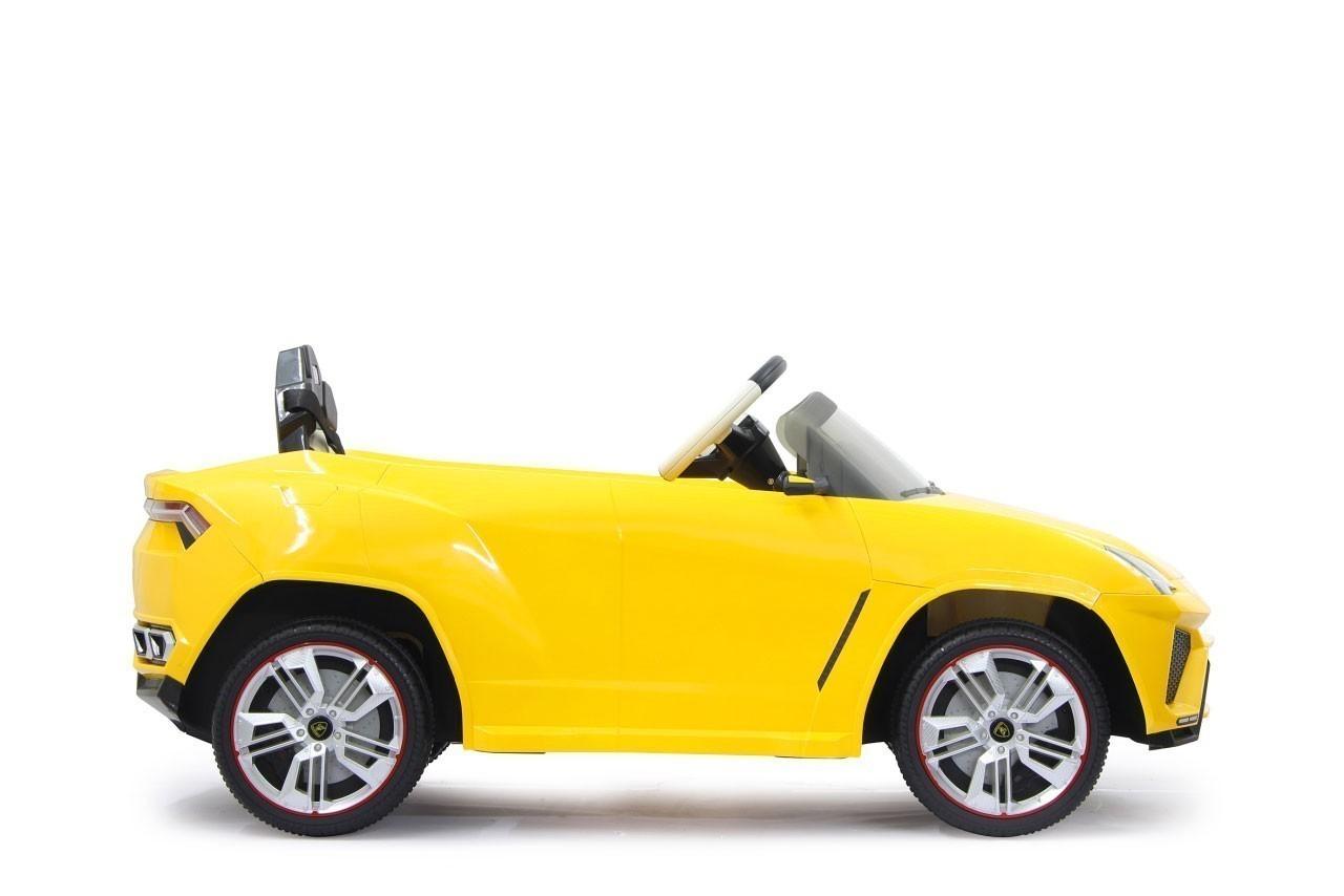 Jamara Kinderfahrzeug Kinderauto Elektro Ride-on Lamborghini Urus gelb Bild 3