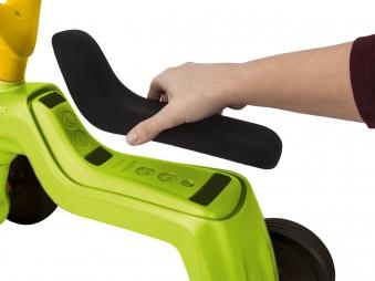 BIG Laufrad Rider + BIG Shoe-Care grün Bild 3