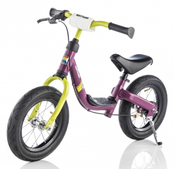 "Kettler Laufrad Run Air 12,5"" Girl Bild 1"