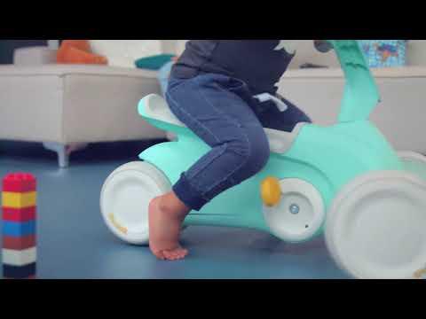 Rutscher / Laufrad / Gokart BERG GO² mint grün BERG toys Video Screenshot 2295