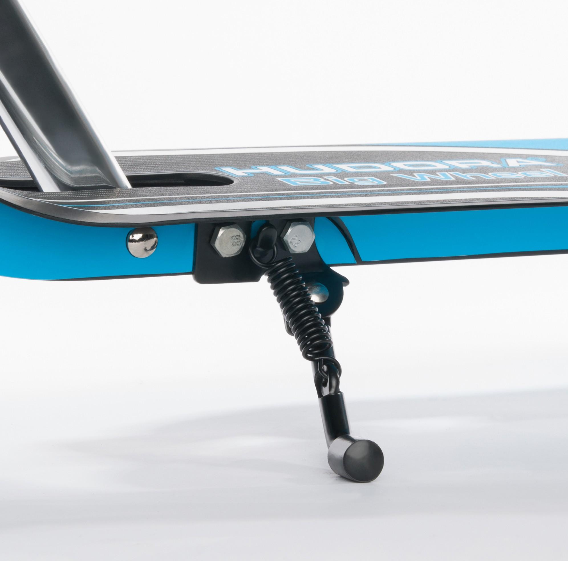 cityroller alu scooter hudora big wheel rx pro 205 schwarz blau bei. Black Bedroom Furniture Sets. Home Design Ideas