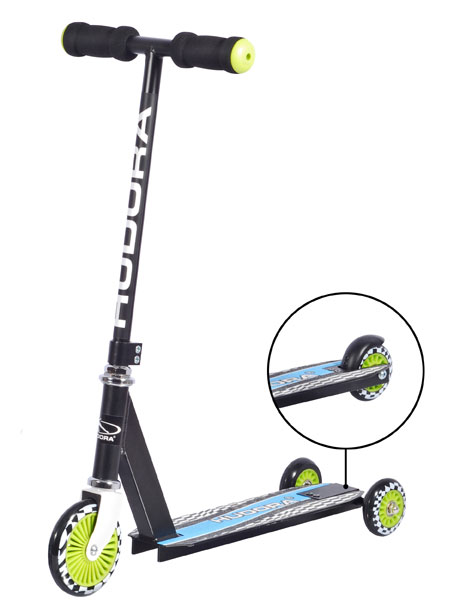 cityroller kinderroller hudora kiddyscooter boy bei. Black Bedroom Furniture Sets. Home Design Ideas
