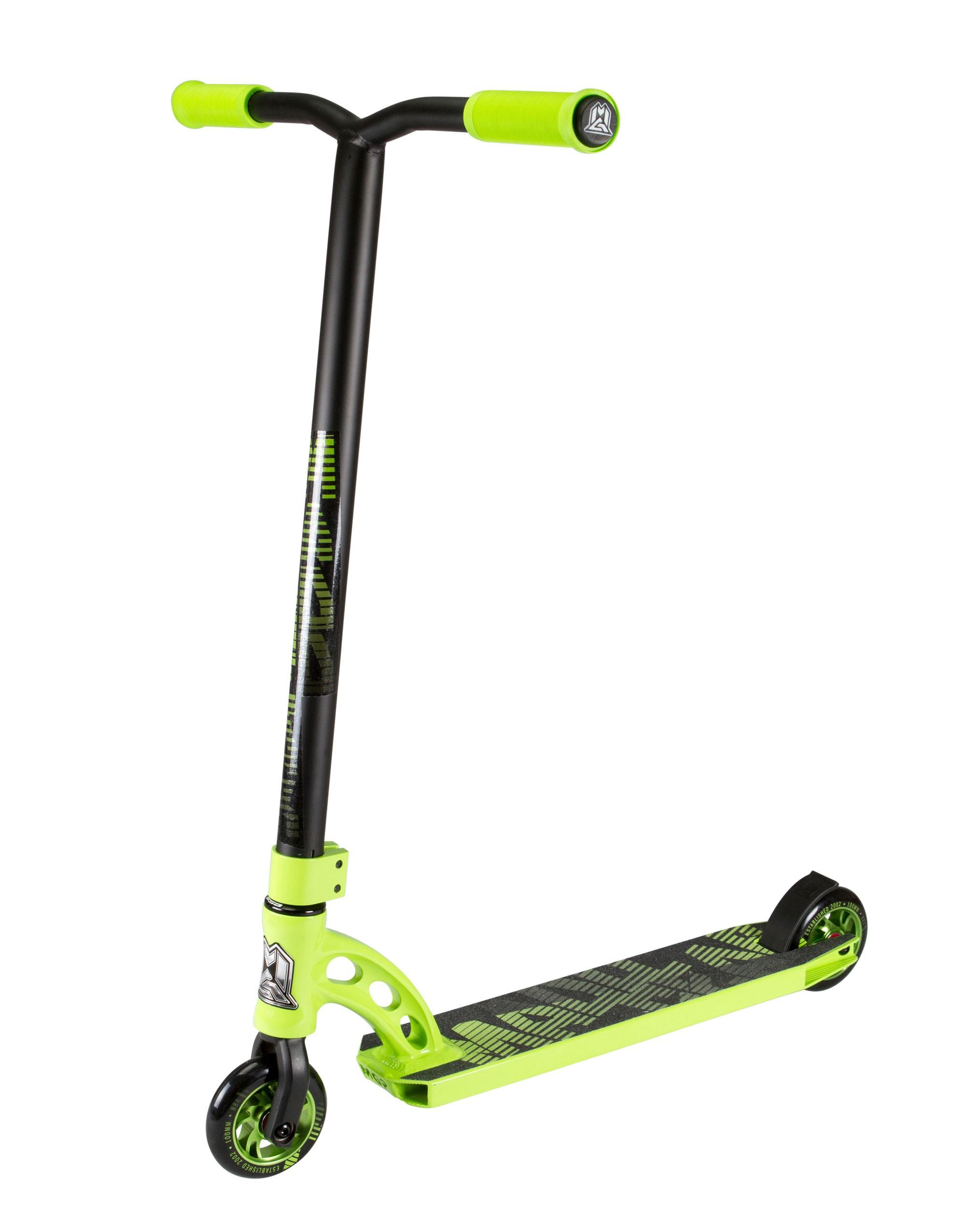 Cityroller / Scooter MADD GEAR  VX7 Pro grün Bild 1