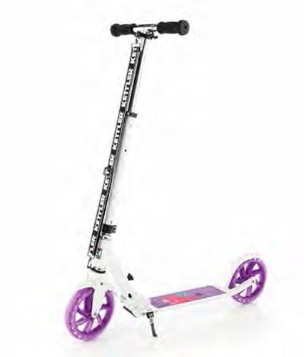 Kettler Scooter Zero 8 Starlet / Cityroller T07125-5010 Bild 1