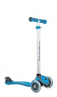 Scooter Kinderroller Dreirad Laufrad Globber Evo Comfort 5in1 himmelbl Bild 3