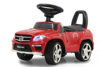 Jamara Rutschauto Mercedes GL 63AMG rot Bild 1