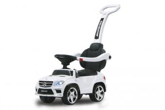 Jamara Rutschauto Mercedes GL 63AMG weiß 2in1 Bild 1