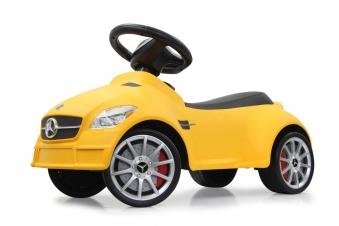 Jamara Rutschauto Mercedes SLK 55AMG gelb Bild 1