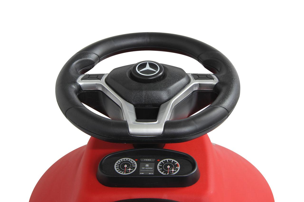 Jamara Rutschauto Mercedes SLK 55AMG rot Bild 3