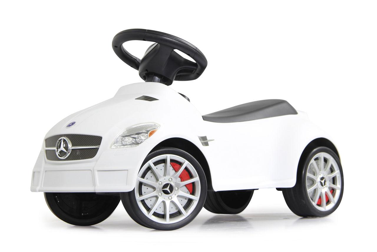 Jamara Rutschauto Mercedes SLK 55AMG weiß Bild 1