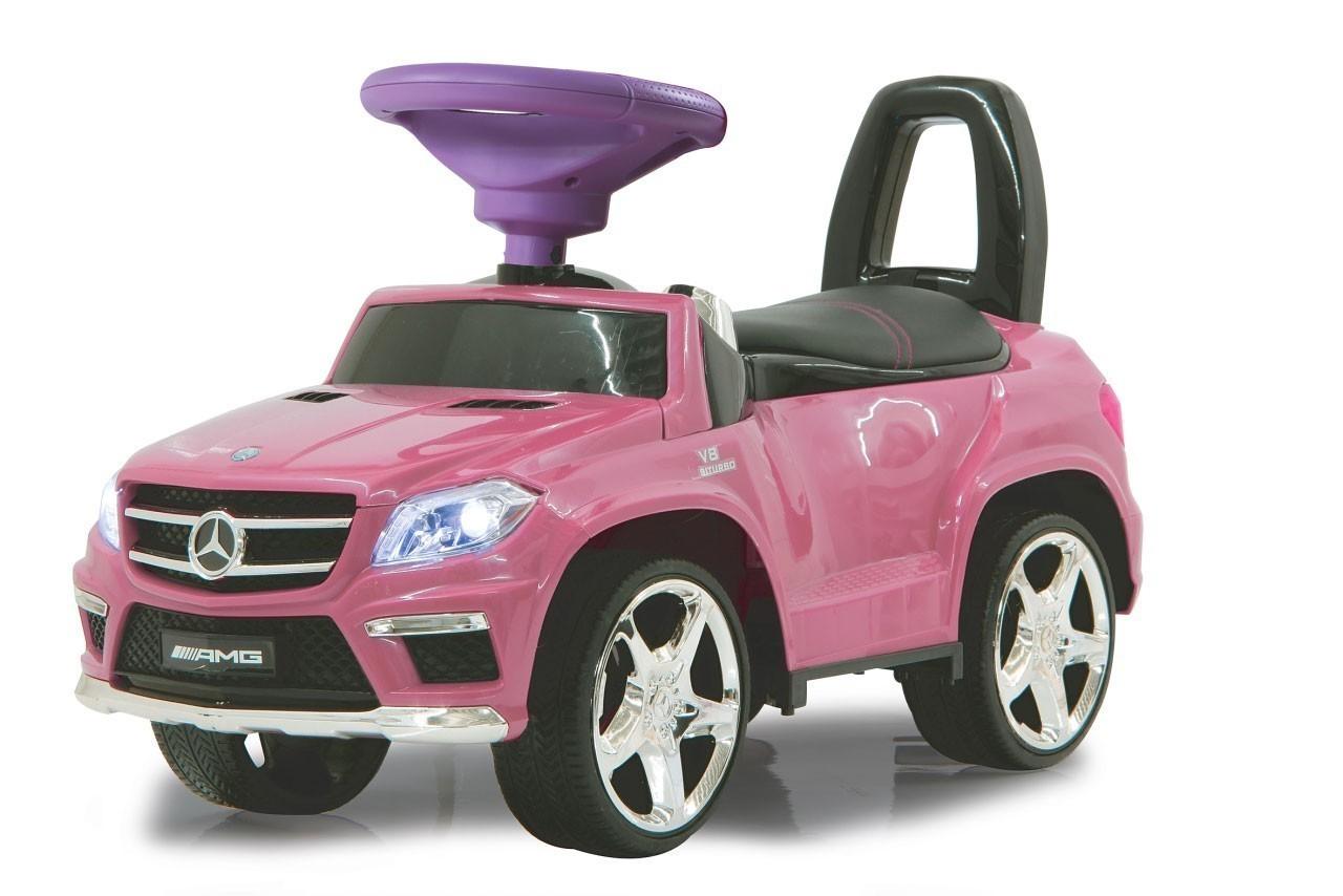 Jamara Rutscher Mercedes GL 63AMG pink Bild 1