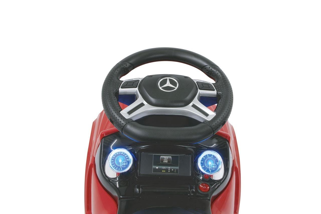 Jamara Rutscher Mercedes GL 63AMG rot Bild 2