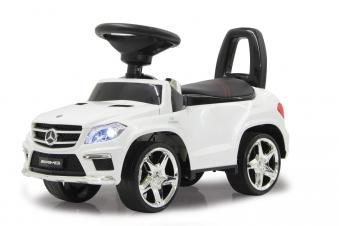 Jamara Rutscher Mercedes GL 63AMG weiß Bild 1