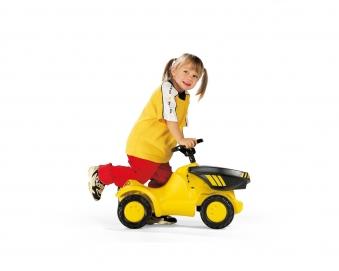 Rutscher rolly Minitrac Dumper - Rolly Toys Bild 3