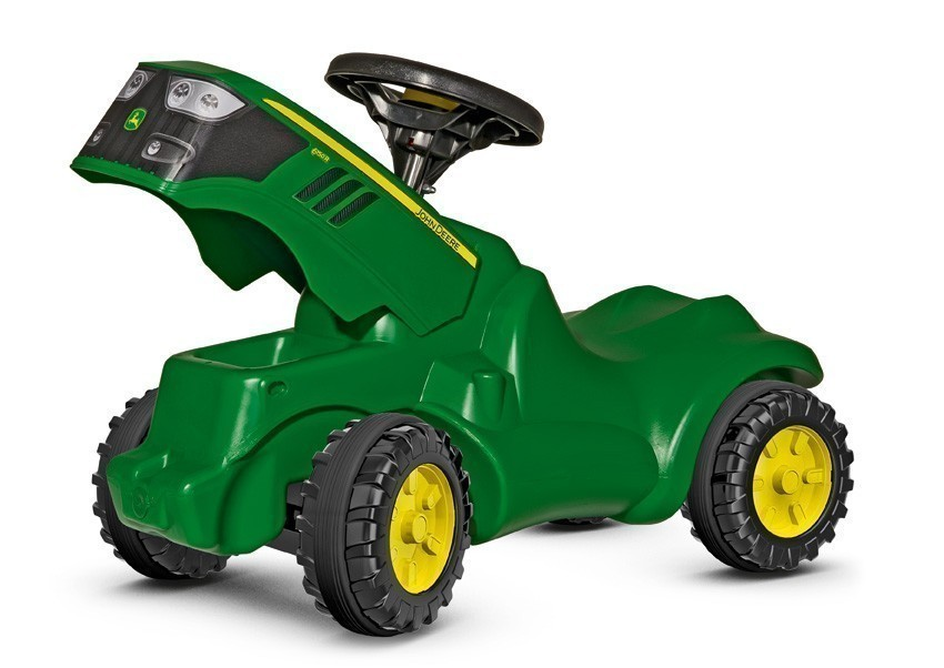 Rutscher rolly Minitrac John Deere 6150R - Rolly Toys Bild 3
