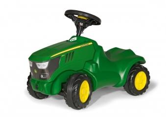 Rutscher rolly Minitrac John Deere 6150R - Rolly Toys Bild 1