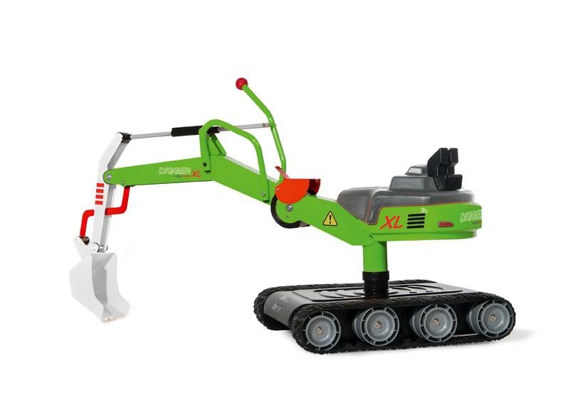 Rutschfahrzeug / Bagger rollyDigger XL Bild 2