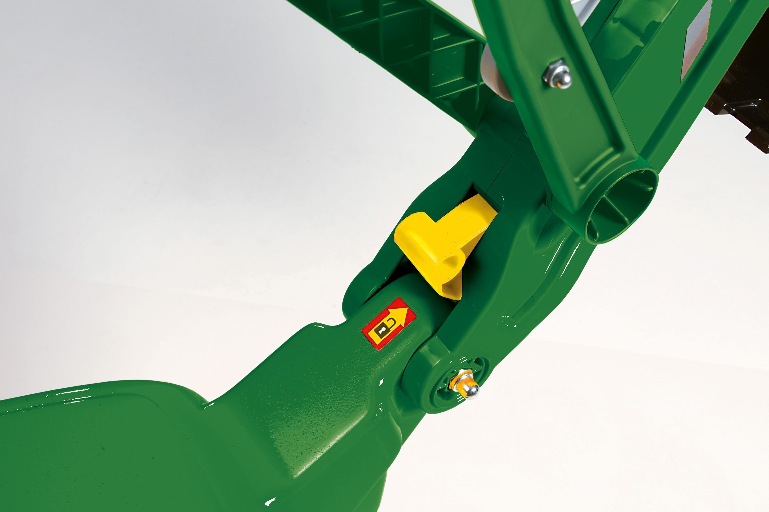 Rutschfahrzeug / Spielzeug-Bagger rolly Digger John Deere - Rolly Toys Bild 3