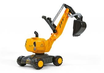 Rutschfahrzeug / Spielzeug-Bagger rolly Digger - Rolly Toys Bild 1
