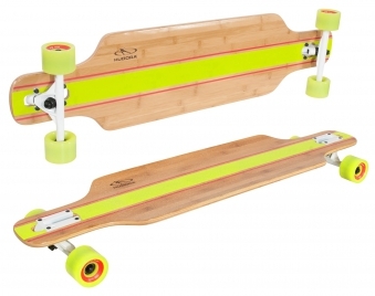 Longboard / Skateboard Hudora Point Loma Bild 1