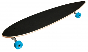 Skateboard / No Rules Longboard ABEC 7 Beach Bild 2