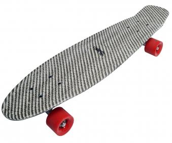 Skateboard fun deluxe No Rules mat cross Bild 1