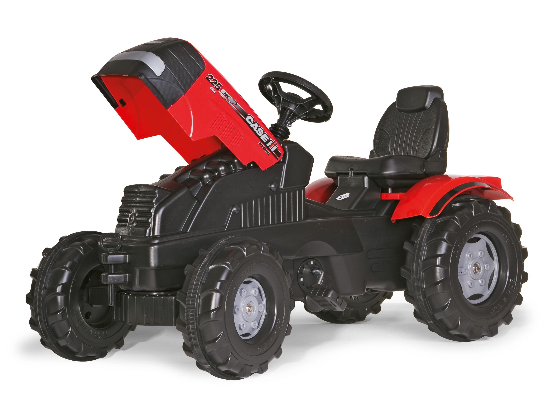 Trettraktor rolly Farmtrac Case Puma - Rolly Toys Bild 2