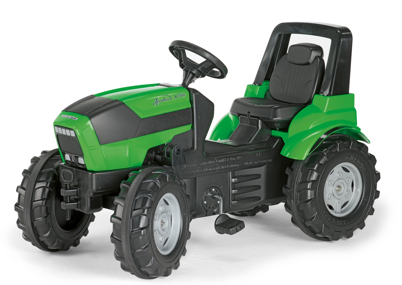 Trettraktor rolly Farmtrac Deutz-Fahr Agrotron - Rolly Toys Bild 1
