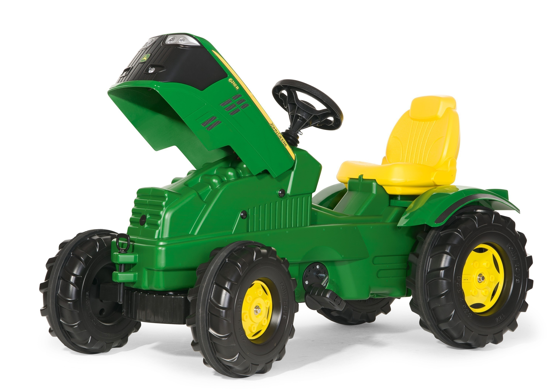 Trettraktor rolly Farmtrac John Deere 6210 R - Rolly Toys Bild 2