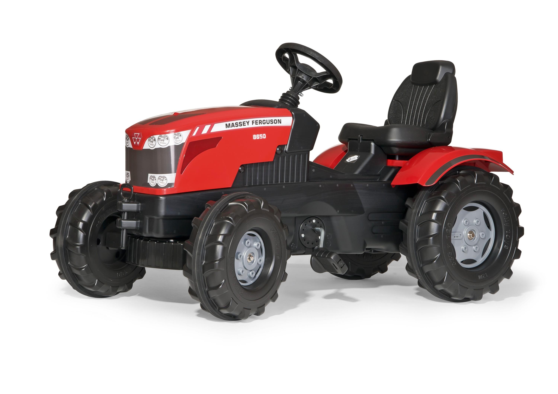 Trettraktor rolly Farmtrac Massey Ferguson 8650 - Rolly Toys Bild 1