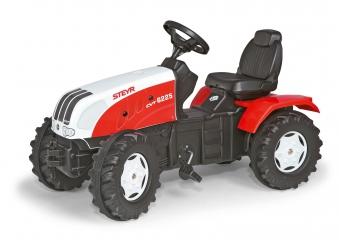 Trettraktor rolly Farmtrac Steyr CVT 6230 - Rolly Toys Bild 1