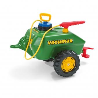 Anhänger für Tretfahrzeug rolly Vacumax - Rolly Toys