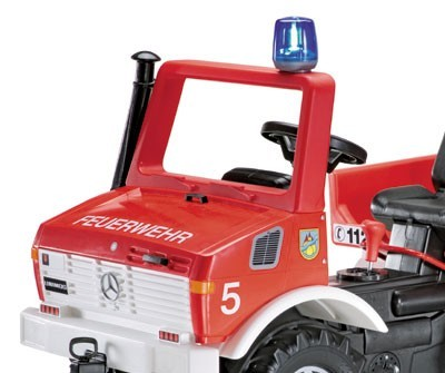 Blinklicht für Tretfahrzeug rolly Flashlight blue - Rolly Toys Bild 2