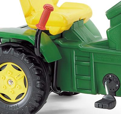 Handbremse für Tretfahrzeug rolly Junior + Farmtrac - Rolly Toys Bild 2