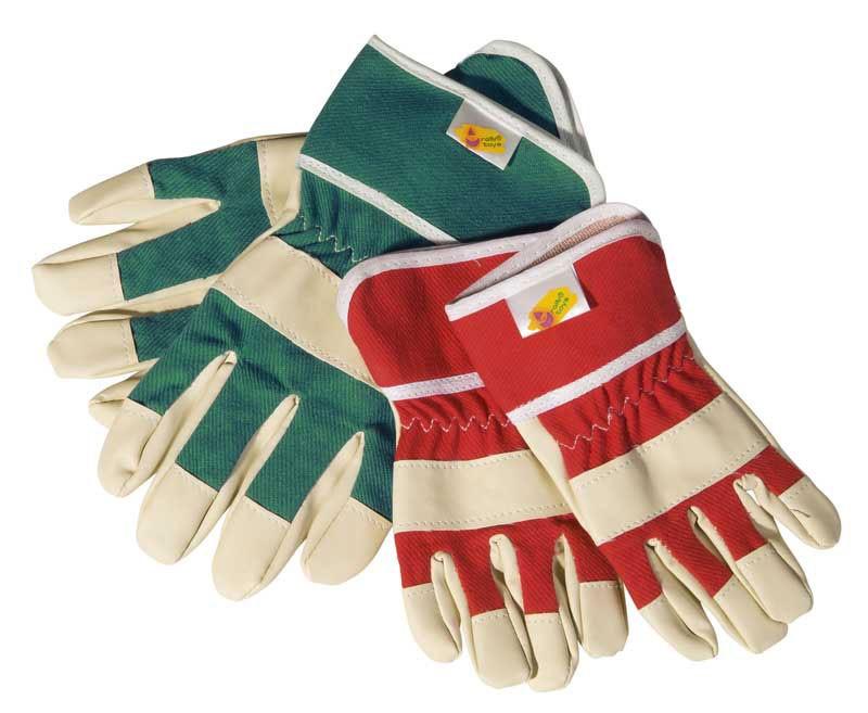 Rolly Handschuhe / Arbeitshandschuhe für Kinder Größe 2 - Rolly Toys Bild 1
