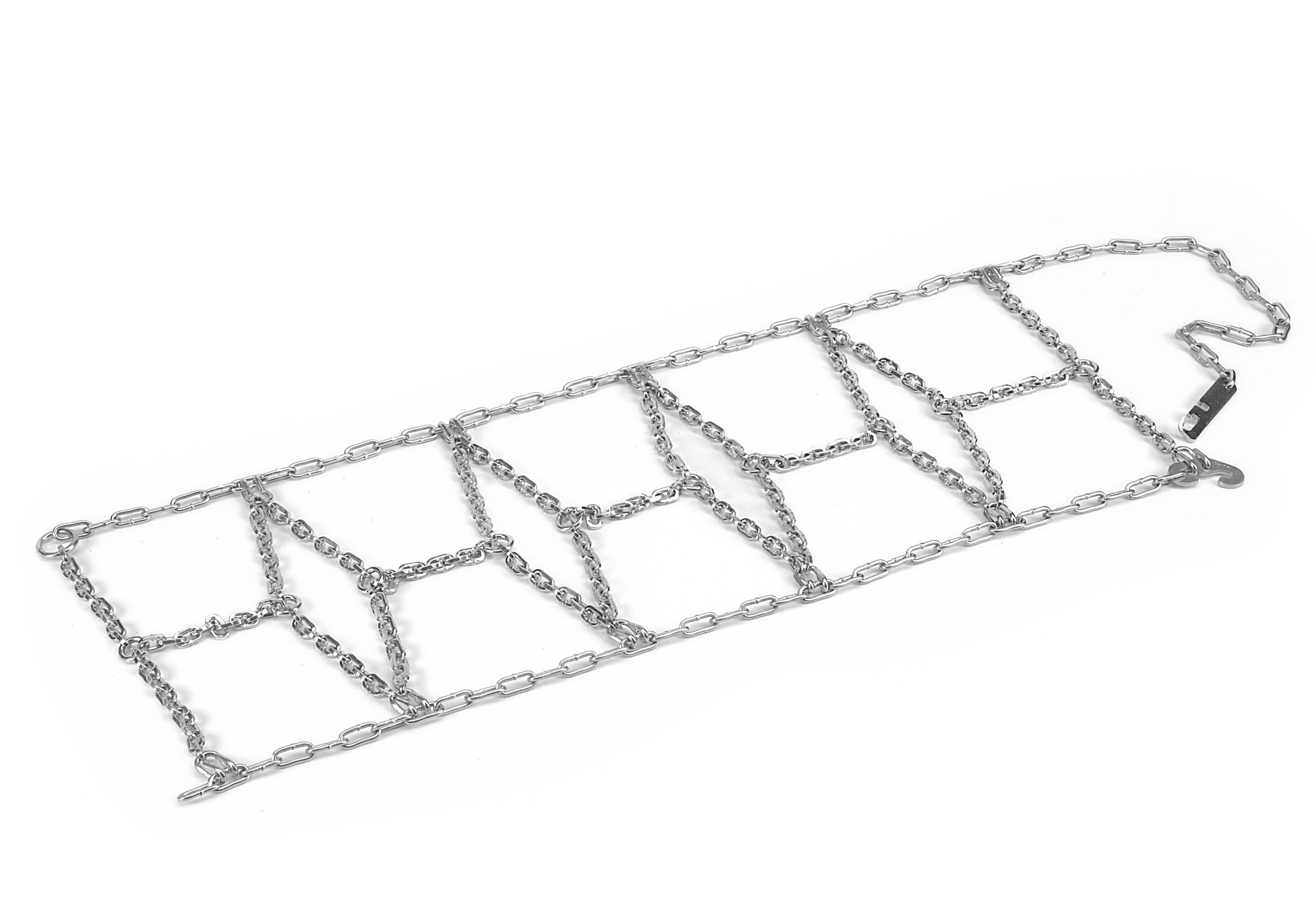 Schneeketten für Tretfahrzeug 308x98 - Rolly Toys Bild 1